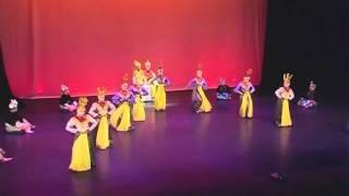 Malay Dance - Classical Joget Gamelan - Stafaband