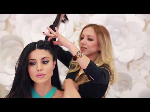 Leyla Milani Braided Pigtail Video