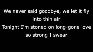 Florida Georgia Line - Smoke (Lyrics) Video