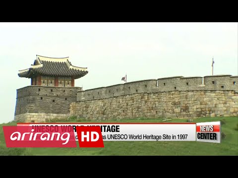 Suwon Hwaseong Fortress....grand beauty that stood the test of time