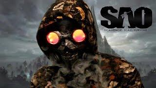 Как сделать маску Death Gun из аниме Sword Art Online