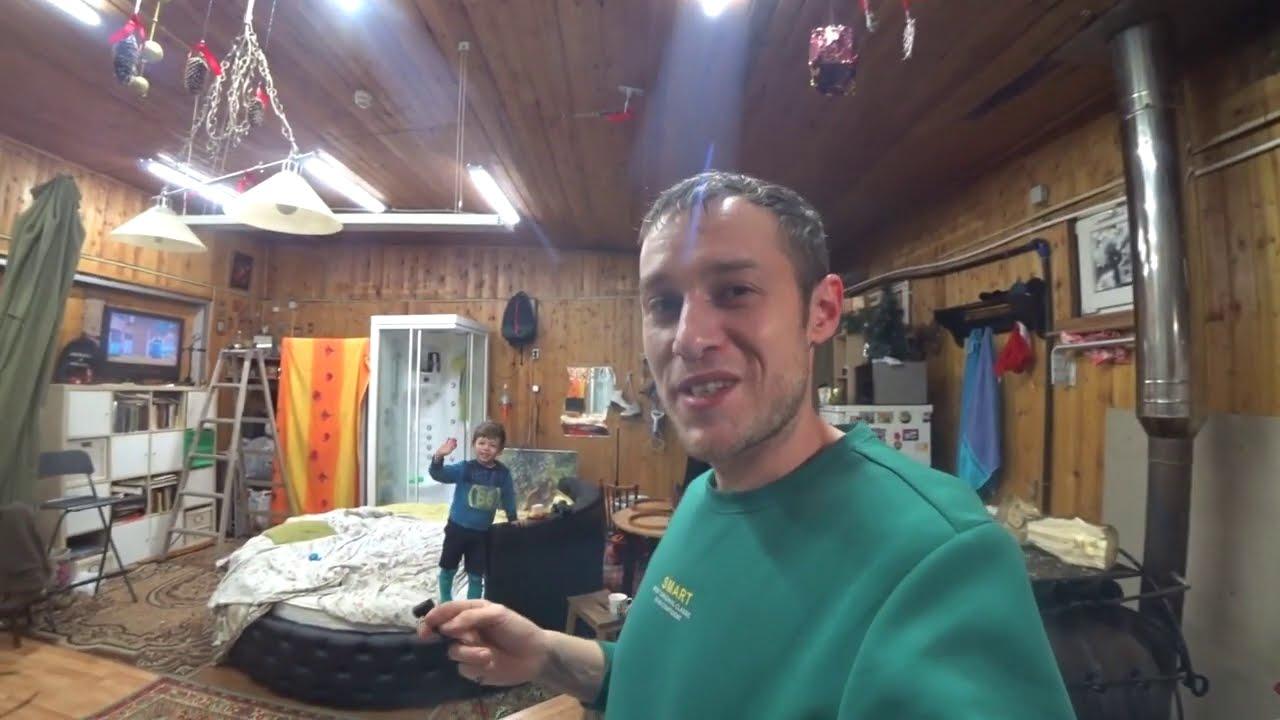 LED-освещение в гараже - выгодная замена старым светильникам