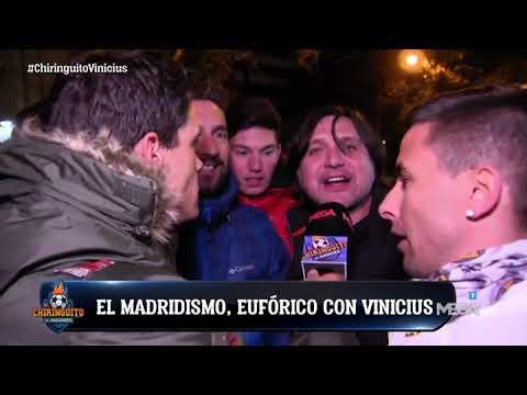 El MADRIDISMO, A LOS PIES de VINICIUS