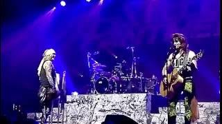 Steel Panther - Comedy before Girl from Oklahoma Live at Porsche Arena 07.10.2016 Stuttgart, Germany
