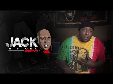 The Jacka was heavily influenced by Reggae music || Jack History Month 2018