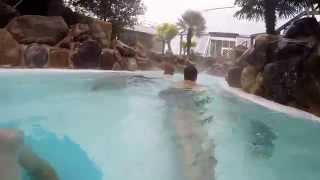 Rapids at Center Parcs Sherwood Forest 2014 - GoPro Hero 3+