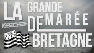 La grande marée de Bretagne 2016 (Finistère)