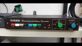 Telereader Comax CD 660