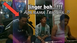 "Download Mp3 Jingar Trio On Bah !! Lagu Batak "" Amit - Amit Mardongan Tu Ho"" Cover"
