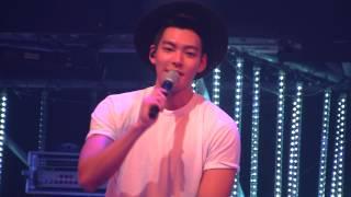 150719 김우빈 팬미팅 노래만
