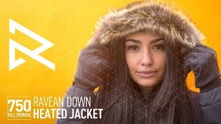 RAVEAN DOWN JACKET X