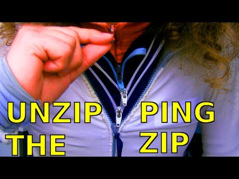 Unzipping The Zipper