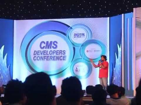 Hasin Hayder's Wordpress Presentation - CMS Developers Conference 2015
