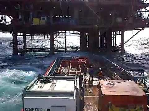 Cargo Operations East Coast of Trinidad at Teak Echo