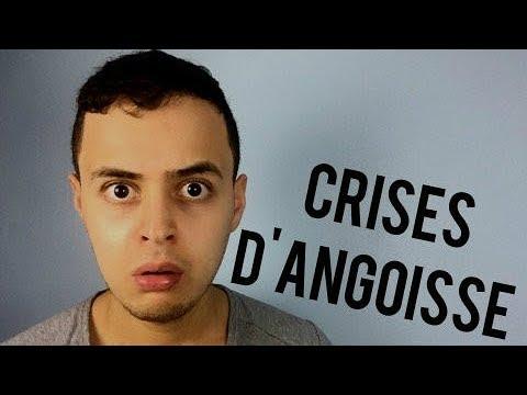 Crises d'angoisse: vais-je devenir fou?!