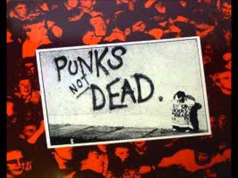 The Exploited - Punks Not Dead 1981