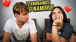 TERMINAMOS O NOSSO NAMORO!!
