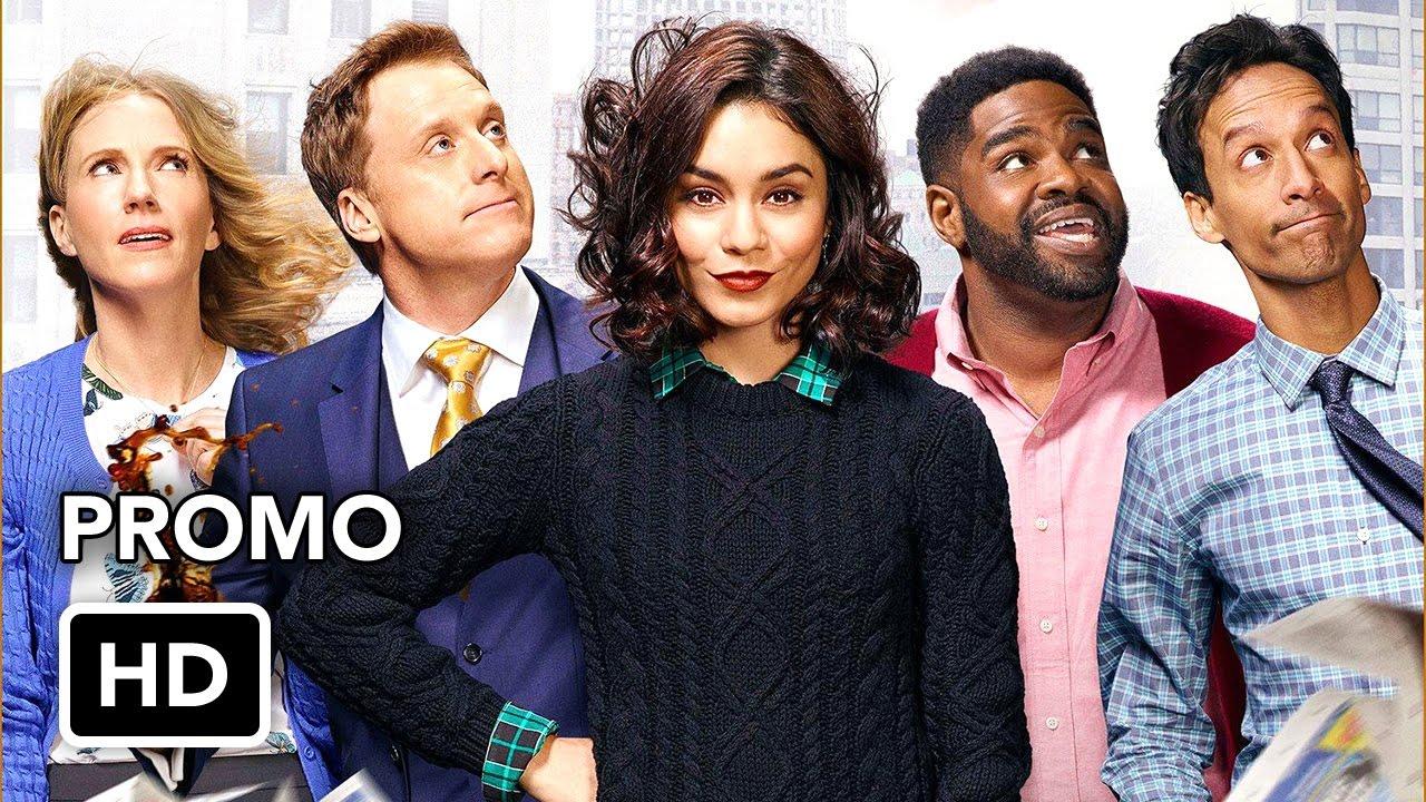 Download Powerless (NBC) Promo HD - Vanessa Hudgens comedy series