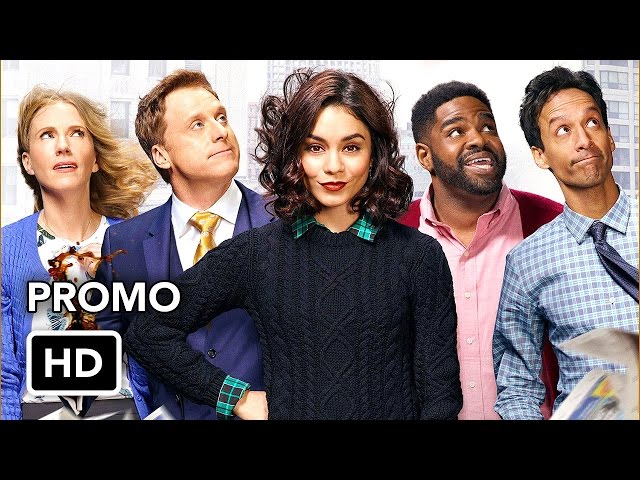 Powerless (NBC) Promo HD - Vanessa Hudgens comedy series