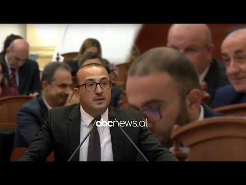 Deputeti lushnjar godet serish, demokratet ne siklet nga e qeshura | ABC News Albania