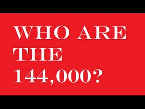 The 144,000 Will Arise After We Rapture Out!