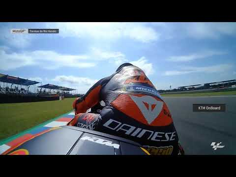 Red Bull KTM Factory Team OnBoard: Argentina Grand Prix