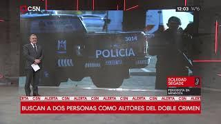 Mendoza: dos hermanos asesinados a sangre fría