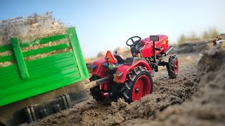 Unboxing of Diecast Scale Model of Mahindra Jivo Tractor | Mini Tractor | Auto Legends