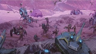Operation: Deus Ex Machina Main Track | War Commander - Live Event