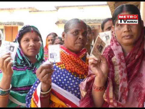1st Phase Odisha Panchayat Election Poll: Voting Completed In Pallahara Block, Angul