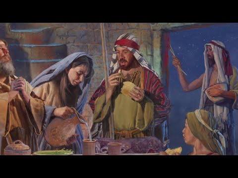 Were Nephite Prophets Familiar with the Passover Tradition? Knowhy #420