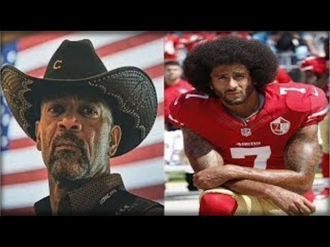SHERIFF DAVID CLARK JUST TOOK ON THE WHOLE NFL WITH ONE EPIC STATEMENT THAT SHUT THEM UP FOR GOOD