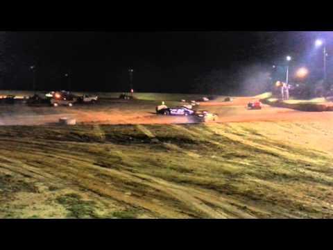 Racin' Mason Centerville Speedway 4.13.13