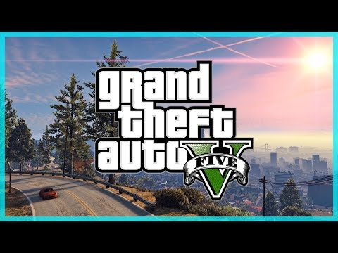 Grand Theft Auto V ( GTA V Online Multiplayer Funny Moments )