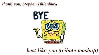 Baixar SpongeBob Squarepants - Best Like You (Stephen Hillenburg Tribute Mashup) ft. Maroon 5
