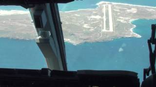 C-17 Tactical Approach into San Clemente NALF