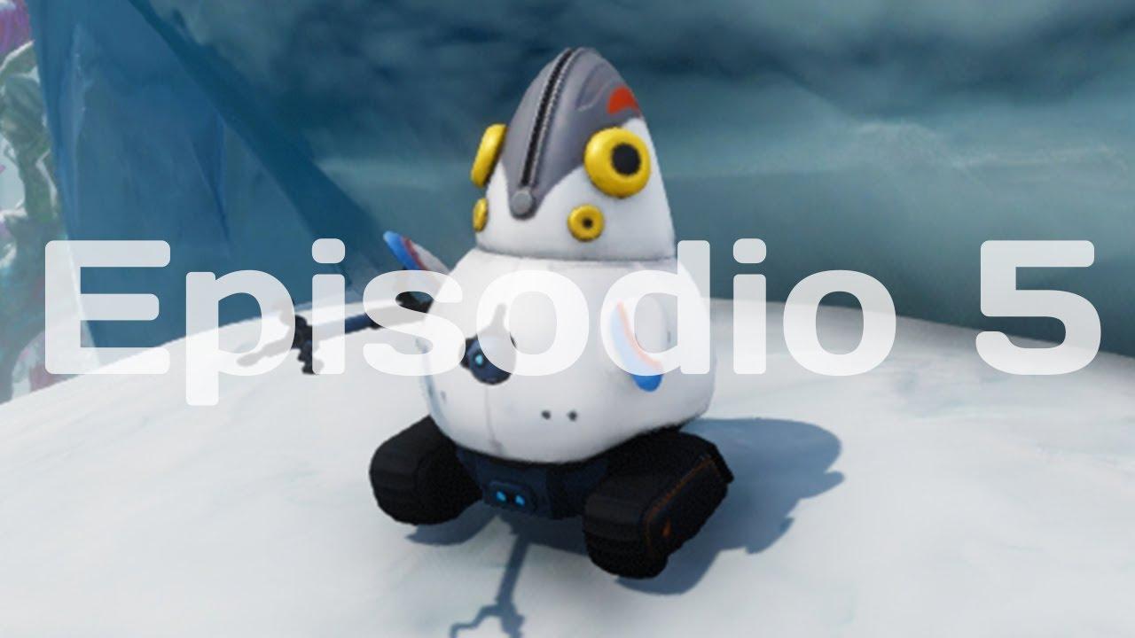 """Agente """"Ningüinito""""   Episodio 5   Subnautica: Below Zero"""