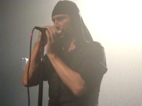 Laibach Turkiye Live Irving Plaza NYC 2008 Volk Tour