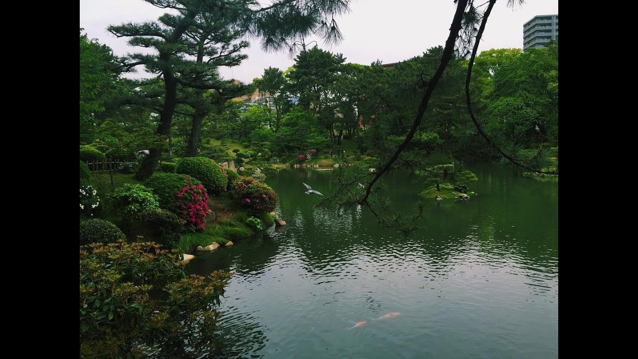 Landscape Design Japanese Garden - YouTube