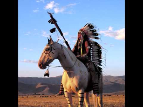 Native American - Music - (Shoshone) - YouTube