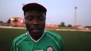 Stanley Okumbi Expresses Optimism After Conducting First Training Session In Guinea-Bissau