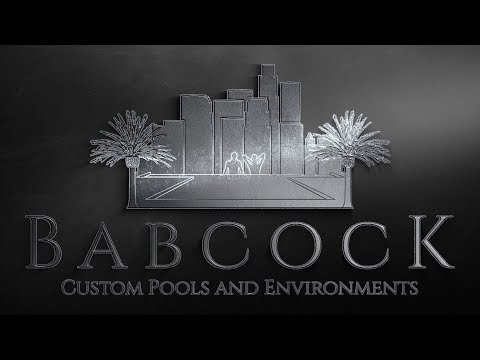 Babcock Video Portfolio | Babcock Custom Pools and Environments