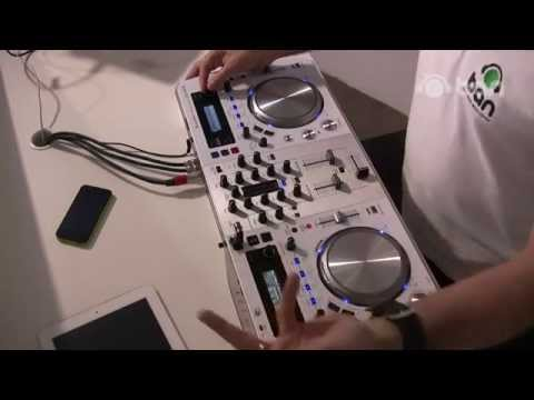 XDJ-Aero Pioneer (portugues) @ Ban Electronic Music Center