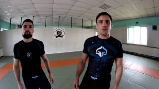 Judo NO-GI 1: Ippon seoi nage na wysoko i z kolan