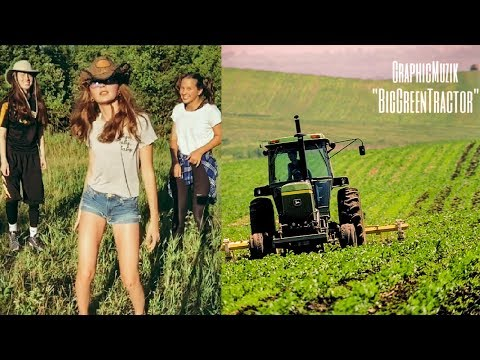 BIG GREEN TRACTOR REMIX🚜🔥(UNOFFICIAL MUSIC VIDEO)