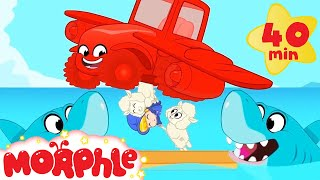 My Red Tractor & The Lost Sheep   Cartoons for Kids   My Magic Pet Morphle