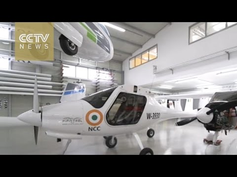 Chinese-Slovenian deal on ultralight electric aircraft