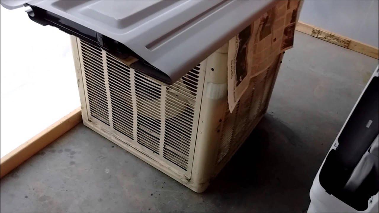 Homemade Plastic paint booth automotive painting ventilation part 3