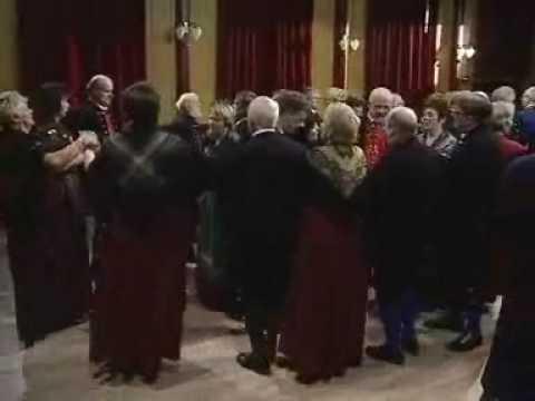 """""""Kópakvæðið"""" Faroese folkdance.  (2)"""