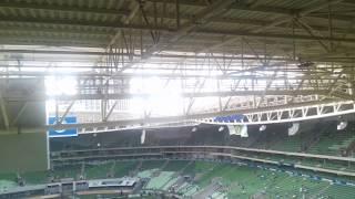 pré-jogo - abertura do Campeonato Brasileiro 2017 - Palmeiras x Vasco da Gama - 15.05.2017